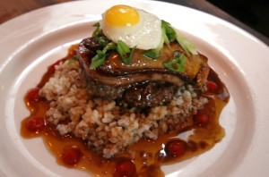 Loco Moco at Aloha Cafe
