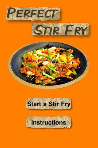 Food App Review of the Week: Perfect Stir Fry