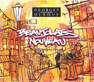 2011 Beaujolais Nouveau bottle label
