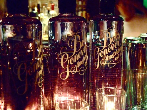 Bols Genever Makes Drinkers Go Dutch