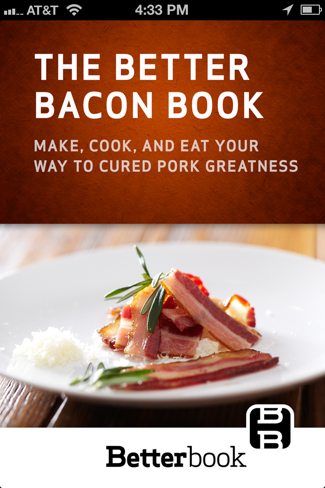 Food App Review of the Week: Better Bacon: Chef Recipes & How to Make Your Own