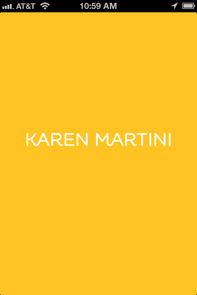 Food App Review of the Week: Karen Martini
