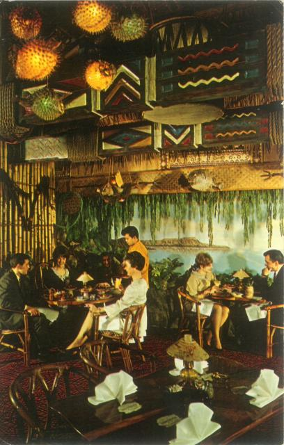 When Tiki Ruled: America's Fascination with Polynesia