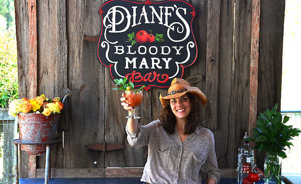 Diane Mina's Curative Bloody Mary