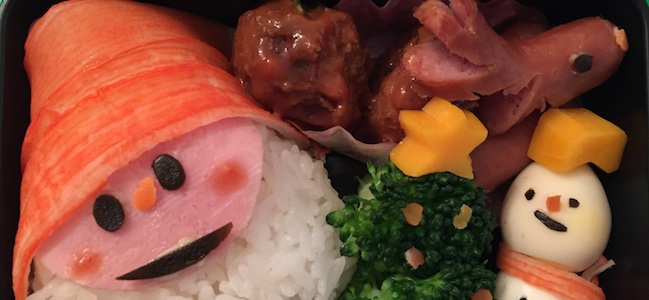 Kozue Morii's Artful Bento Box Cures Separation Anxiety